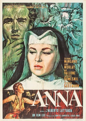Anna - Italian Re-release poster (thumbnail)