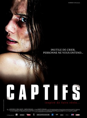 Captifs - French Movie Poster (thumbnail)