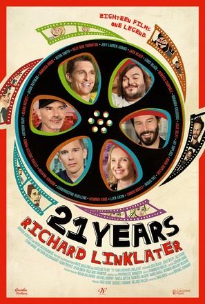 21 Years: Richard Linklater - Movie Poster (thumbnail)