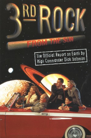 """3rd Rock from the Sun"" - Movie Poster (thumbnail)"