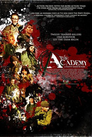 The Academy - Canadian Movie Poster (thumbnail)
