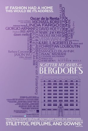 Scatter My Ashes at Bergdorf's - Movie Poster (thumbnail)