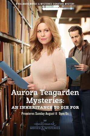 """Aurora Teagarden Mysteries"" An Inheritance to Die For - Movie Poster (thumbnail)"