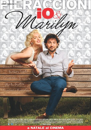 Io & Marilyn - Italian Movie Poster (thumbnail)