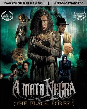 El bosque negro - Blu-Ray movie cover (thumbnail)
