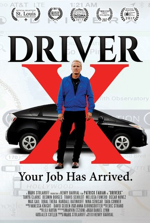 DriverX - Movie Poster (thumbnail)