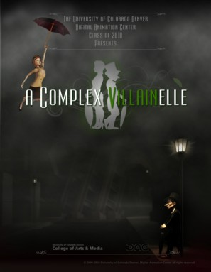 A Complex Villainelle - Movie Poster (thumbnail)