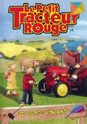 Little Red Tractor - French Movie Cover (thumbnail)