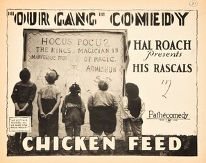 Chicken Feed - Movie Poster (thumbnail)