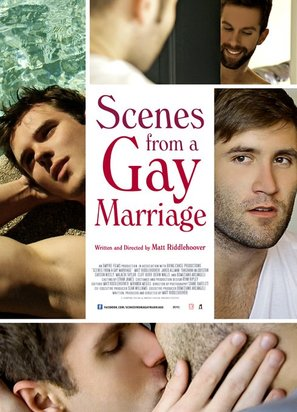 Scenes from a Gay Marriage - Movie Poster (thumbnail)