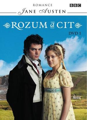 """""""Sense & Sensibility"""" - Czech DVD movie cover (thumbnail)"""