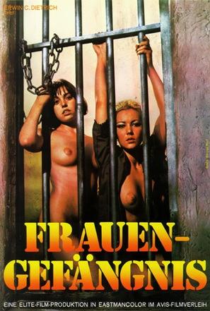 Frauengefängnis - German Movie Poster (thumbnail)