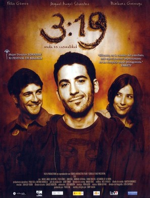 3:19 - Spanish Movie Poster (thumbnail)