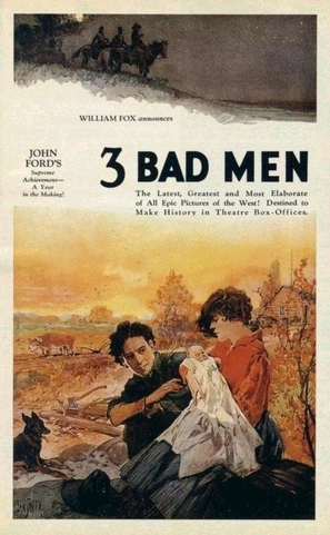 3 Bad Men - Movie Poster (thumbnail)