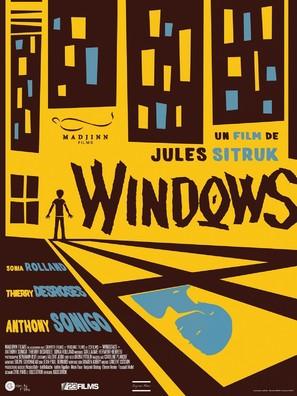 Windows - French Movie Poster (thumbnail)