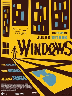 Windows - French Movie Poster (thumbnail)