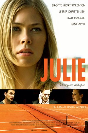 Julie - Danish Movie Poster (thumbnail)