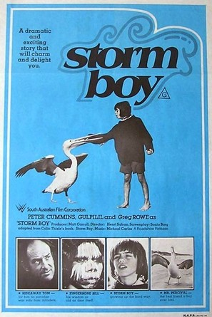 Storm Boy - Australian Movie Poster (thumbnail)