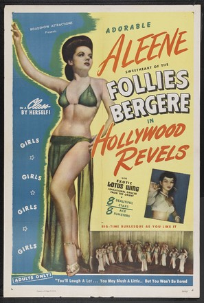 Hollywood Revels - Movie Poster (thumbnail)