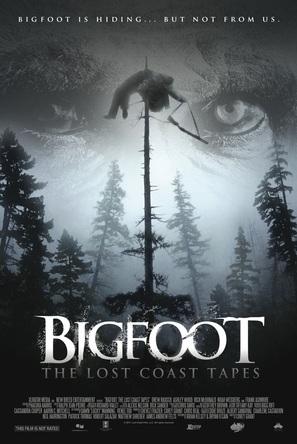 Bigfoot: The Lost Coast Tapes - Movie Poster (thumbnail)