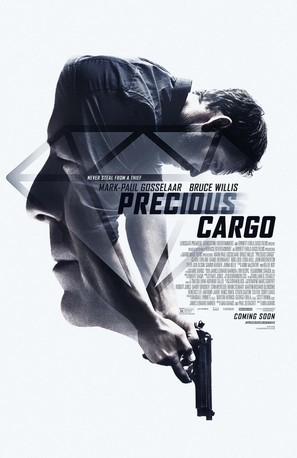 Precious Cargo - Movie Poster (thumbnail)
