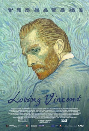 Loving Vincent - Movie Poster (thumbnail)