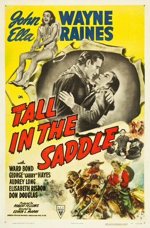 Tall in the Saddle - Movie Poster (thumbnail)