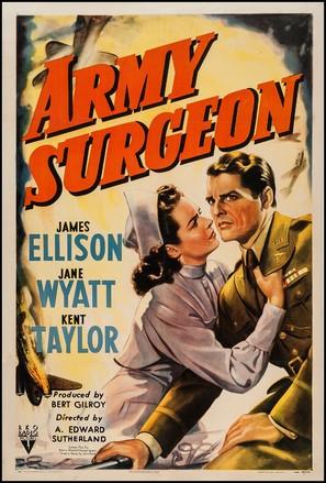 Army Surgeon - Movie Poster (thumbnail)