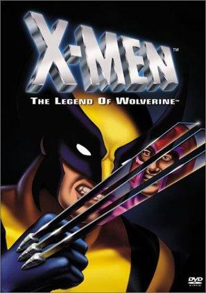 """X-Men"" - DVD movie cover (thumbnail)"