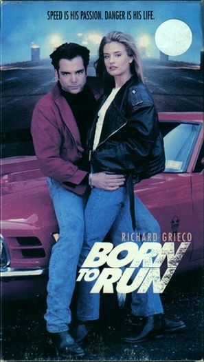 Born to Run - VHS movie cover (thumbnail)
