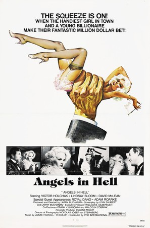 Hughes and Harlow: Angels in Hell - Movie Poster (thumbnail)
