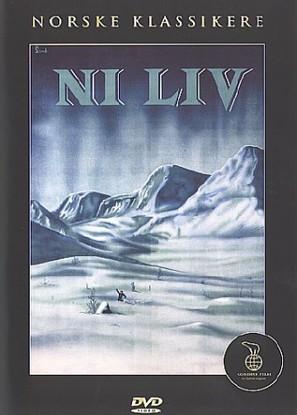 Ni liv - Norwegian DVD cover (thumbnail)