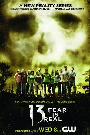 """13: Fear Is Real"" - Movie Poster (thumbnail)"