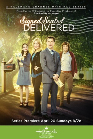"""""""Signed, Sealed, Delivered"""" - Movie Poster (thumbnail)"""