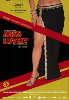 Miss Lovely - Indian Movie Poster (thumbnail)