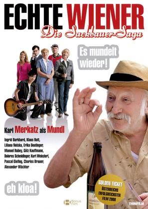 Echte Wiener - Die Sackbauer-Saga - Austrian Movie Poster (thumbnail)