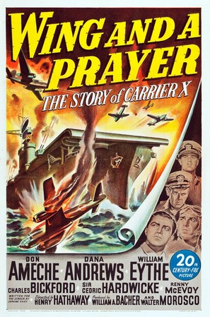 Wing and a Prayer - Movie Poster (thumbnail)