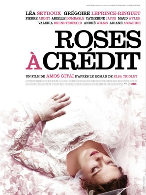 Roses à crédit - French Movie Poster (thumbnail)