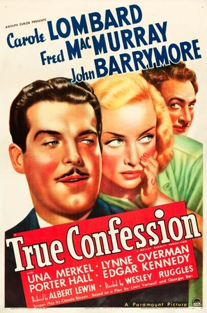 True Confession - Movie Poster (thumbnail)