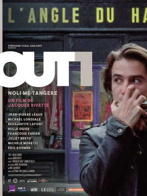 Out 1, noli me tangere - French Re-release movie poster (thumbnail)