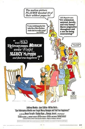 Can Hieronymus Merkin Ever Forget Mercy Humppe and Find True Happiness? - Movie Poster (thumbnail)