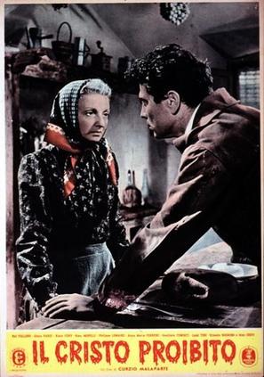 Il Cristo proibito - Italian Movie Poster (thumbnail)