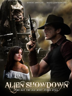 Alien Showdown: The Day the Old West Stood Still - Movie Poster (thumbnail)