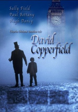 David Copperfield - DVD movie cover (thumbnail)