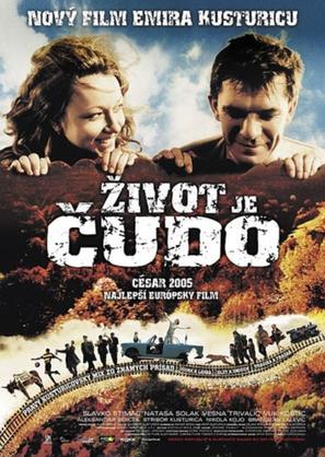 Zivot je cudo - Serbian Movie Poster (thumbnail)