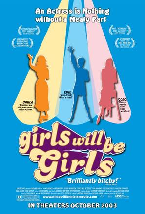 Girls Will Be Girls - Movie Poster (thumbnail)