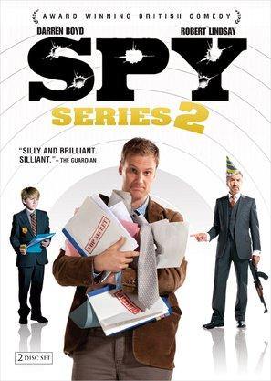 """Spy"" - DVD movie cover (thumbnail)"