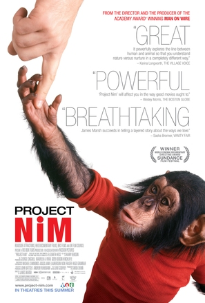 Project Nim - Movie Poster (thumbnail)
