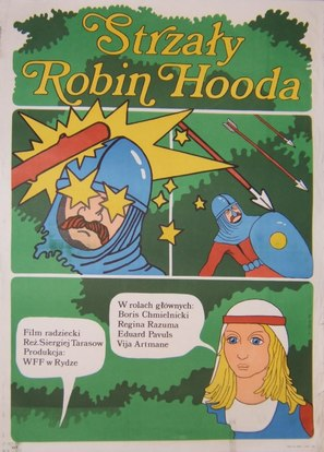 Strely Robin Guda