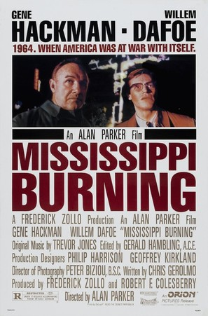 Mississippi Burning - Movie Poster (thumbnail)